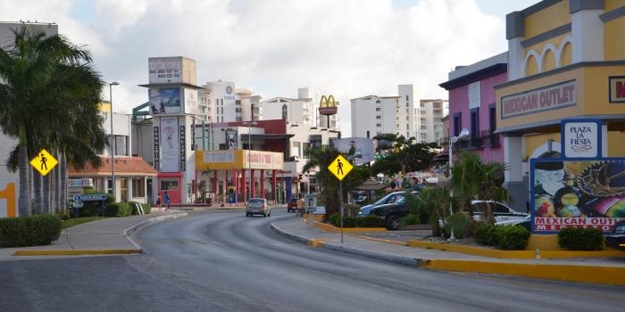 Meksika - Kankūna