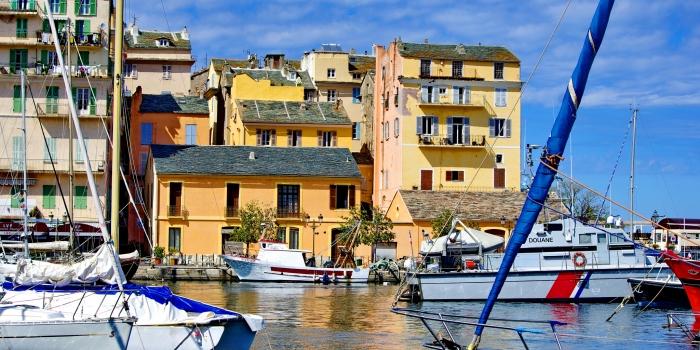 Brīvdienas Korsikā