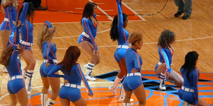 Knicks simtgades spēle