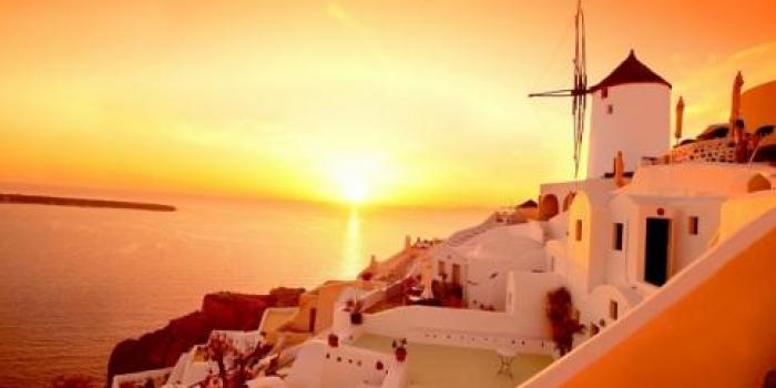 Romantiska nedēļas nogale Santorīni salā